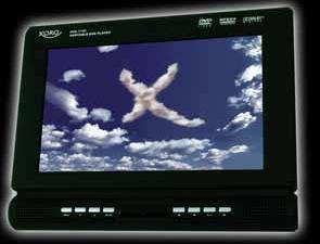 Xoro DVD player
