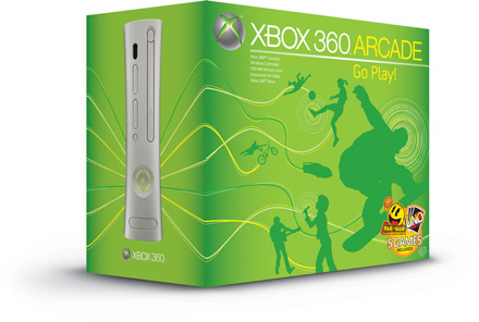 Игры Xbox будут портированы на Windows Phone 7