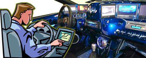 Автомобильные технологии завтрашнего дня