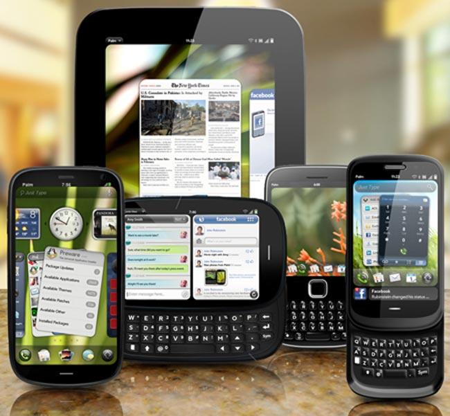 9 февраля HP покажет много новинок на webOS