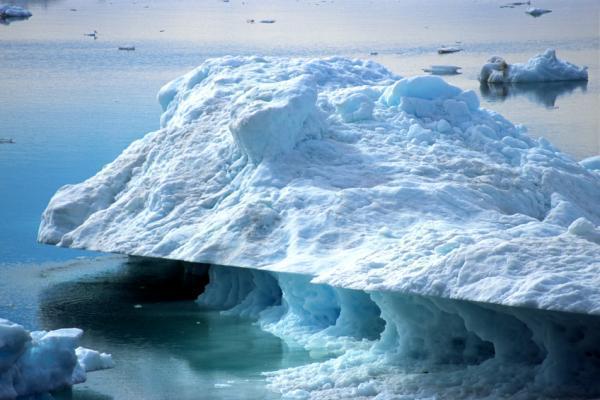 Через 10 лет Арктика может остаться без льда