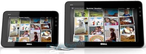 Фотографии планшета Dell на Android