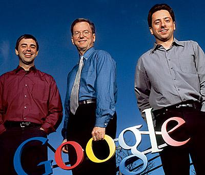 Ларри Пейдж заменит Эрика Шмидта на посту гендиректора Google