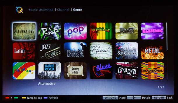 Sony запустила конкурента iTunes с 6 млн песен