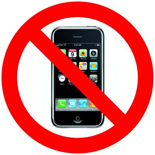 Специалисты по безопасности считают iPhone самым опасным для офиса