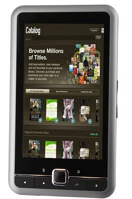 Wave5 за $99 — электронная книга или недопланшет?