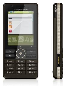 Новый телефон Sony Ericsson G900