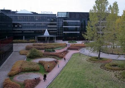Фабрика Nokia