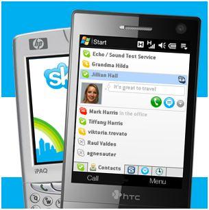 Скайп мобильная версия