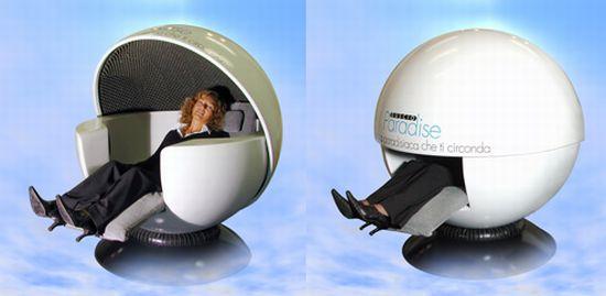 ТОП 10 капсул для отдыха дома и в офисе Cyberstyle Ru