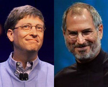 a comparison of the lives and impacts of bill gates and steve jobs The world rarely sees someone who has had the profound impact steve has had, according to gates steve jobs' untimely death taught bill gates lives, gates.