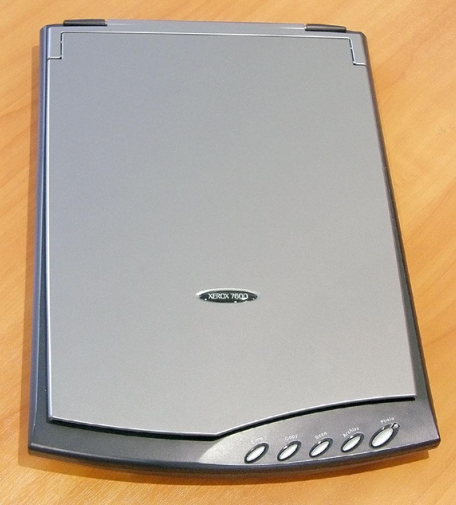 драйвер для сканера xerox 7600 скачать бесплатно