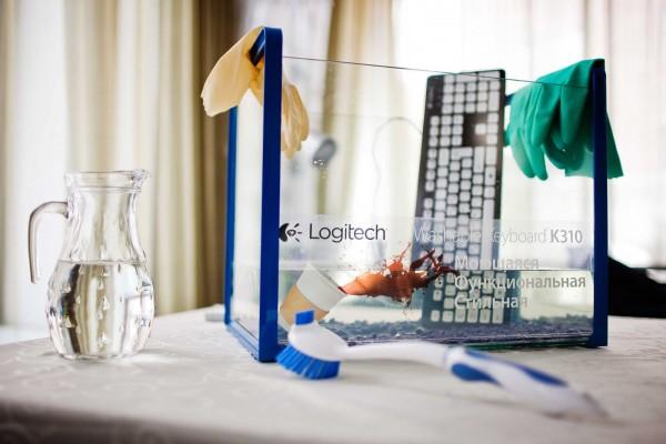 Logitech, презентация