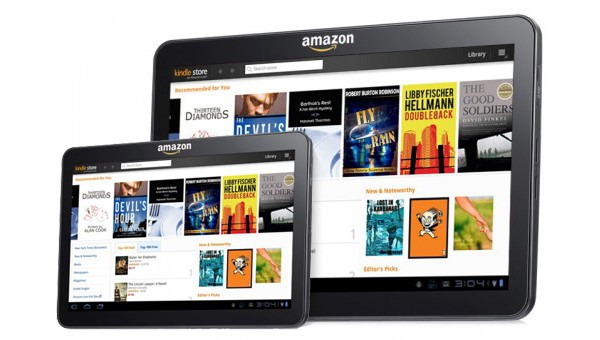 Amazon, Android, Hollywood, Coyote, tablets, планшеты
